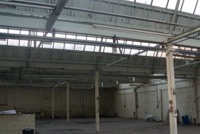 The Goliath Group development Factory floor view