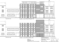 The Goliath Group development Regents House Approval Plan 13